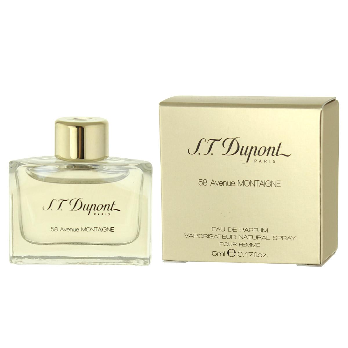S.T. Dupont 58 Avenue Montaigne Eau De Parfum Miniatur 5 ml (woman) 79913