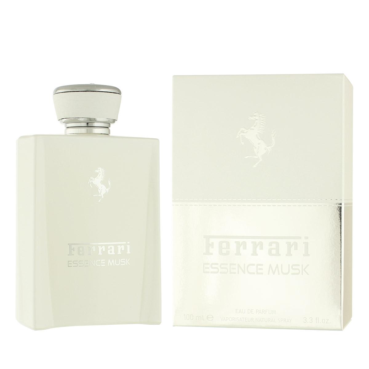 Ferrari Essence Musk Eau De Parfum 100 ml (man) 80737