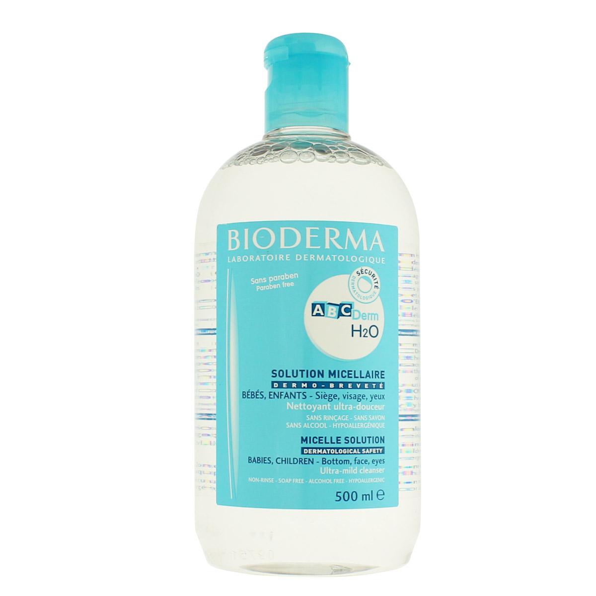 Bioderma ABCDerm H2O 500 ml 82473