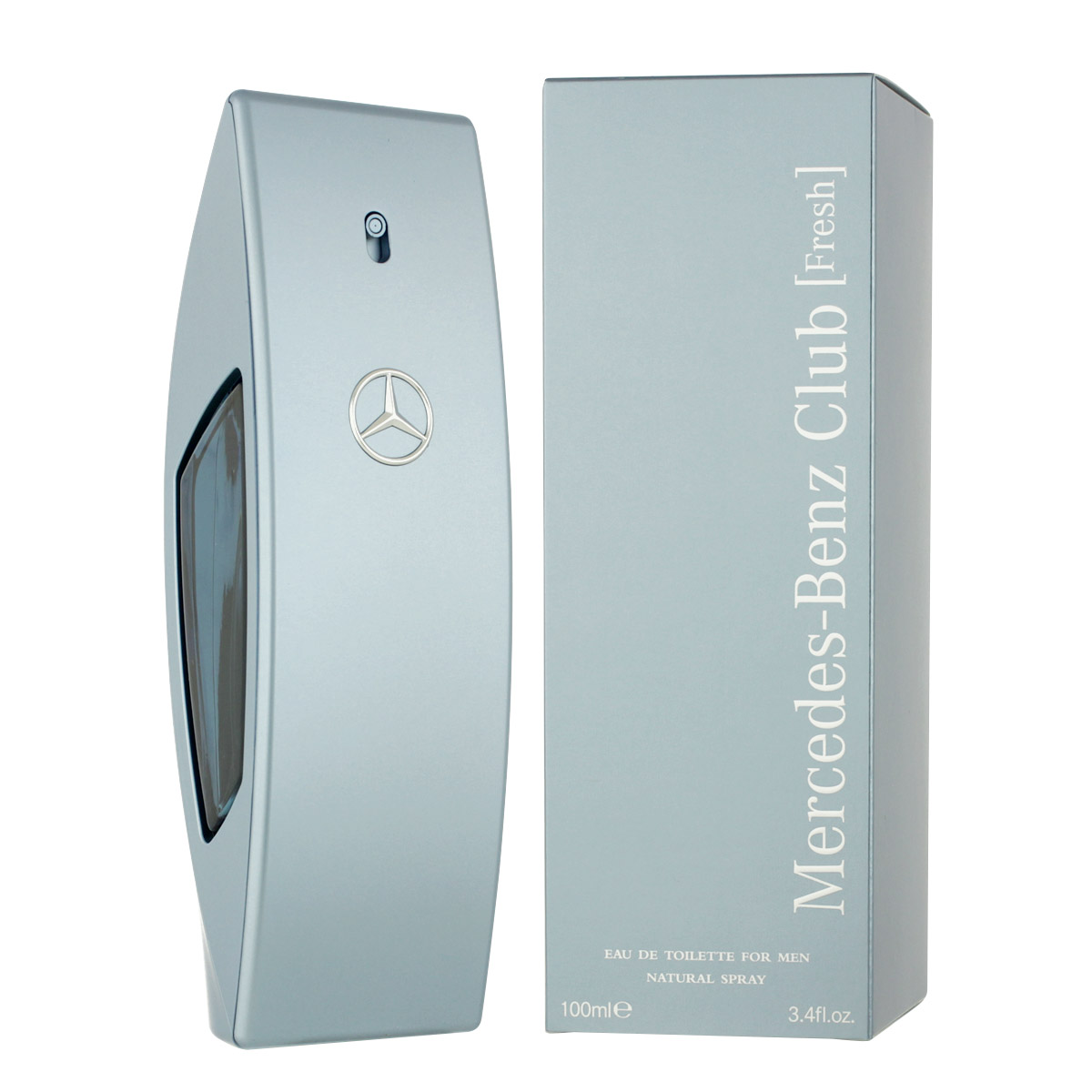 Mercedes-Benz Mercedes-Benz Club Fresh Eau De Toilette 100 ml (man) 82596