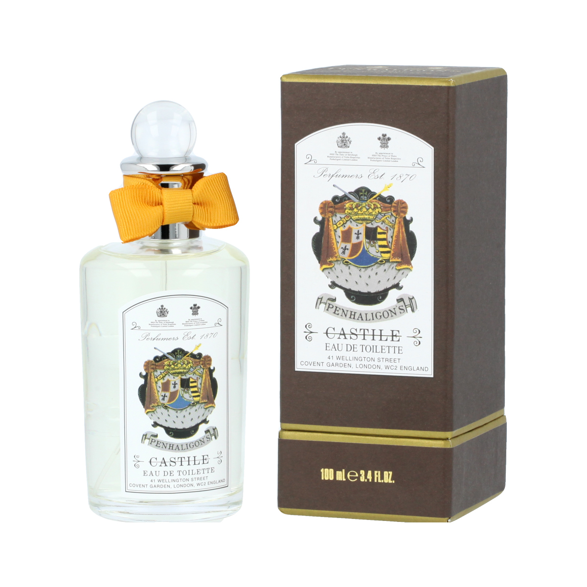Penhaligon's Castile Eau De Toilette 100 ml (unisex) 82645