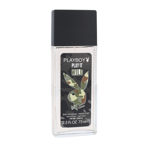 Playboy Play It Wild for Him Deodorant im Glas 75 ml (man) 82978