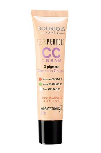 Bourjois Paris 123 Perfect CC Cream SPF 15 (33 Rose Beige) 30 ml 85506