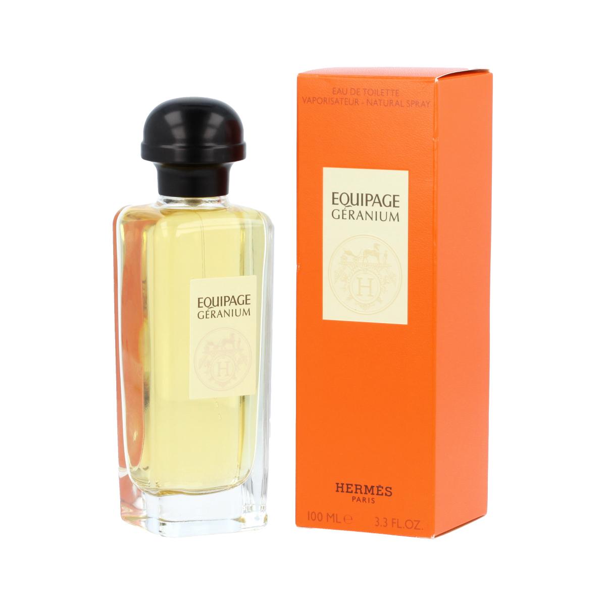 Hermès Equipage Geranium Eau De Toilette 100 ml (man) 86378