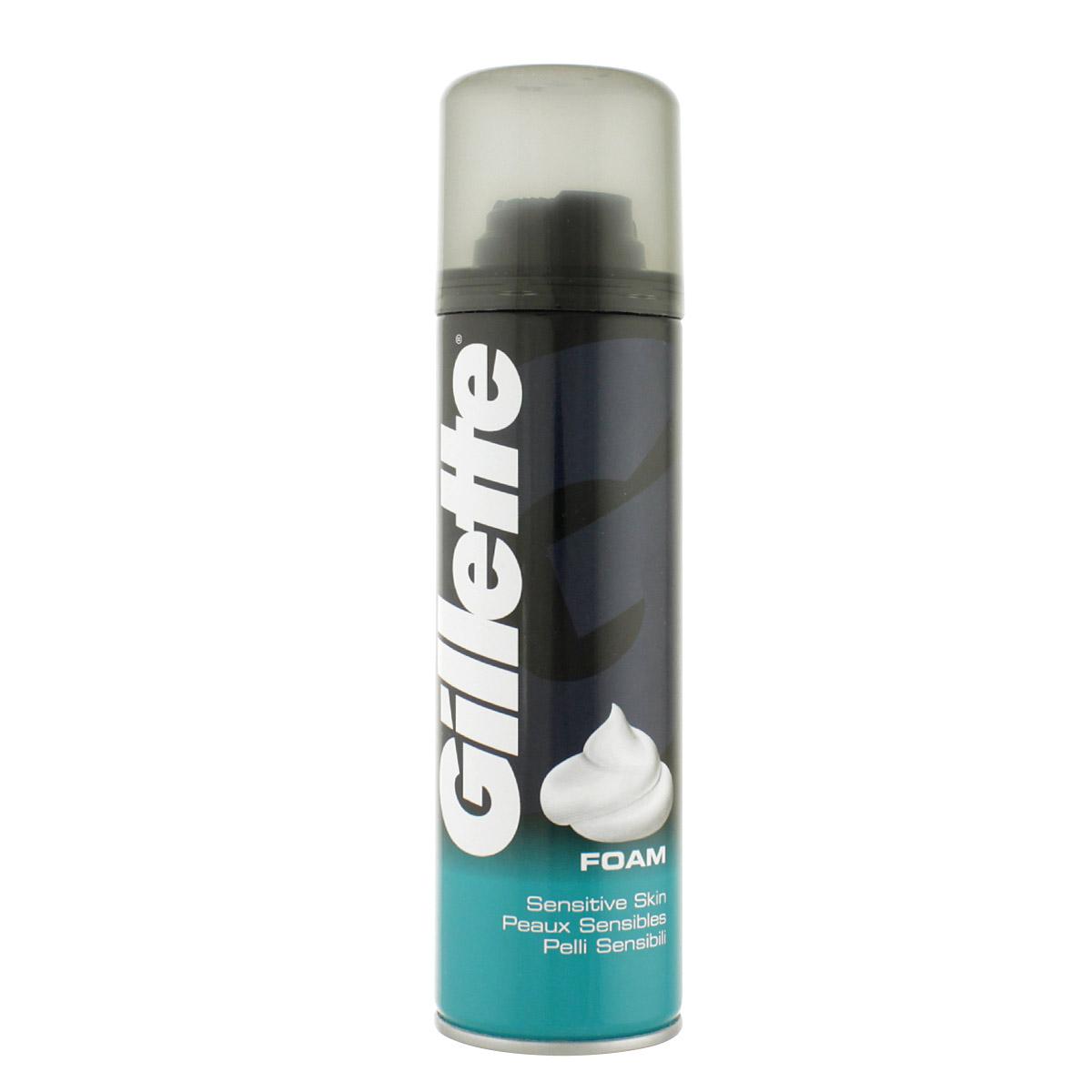 Gillette Sensitive Rasierschaum 200 ml M 86830