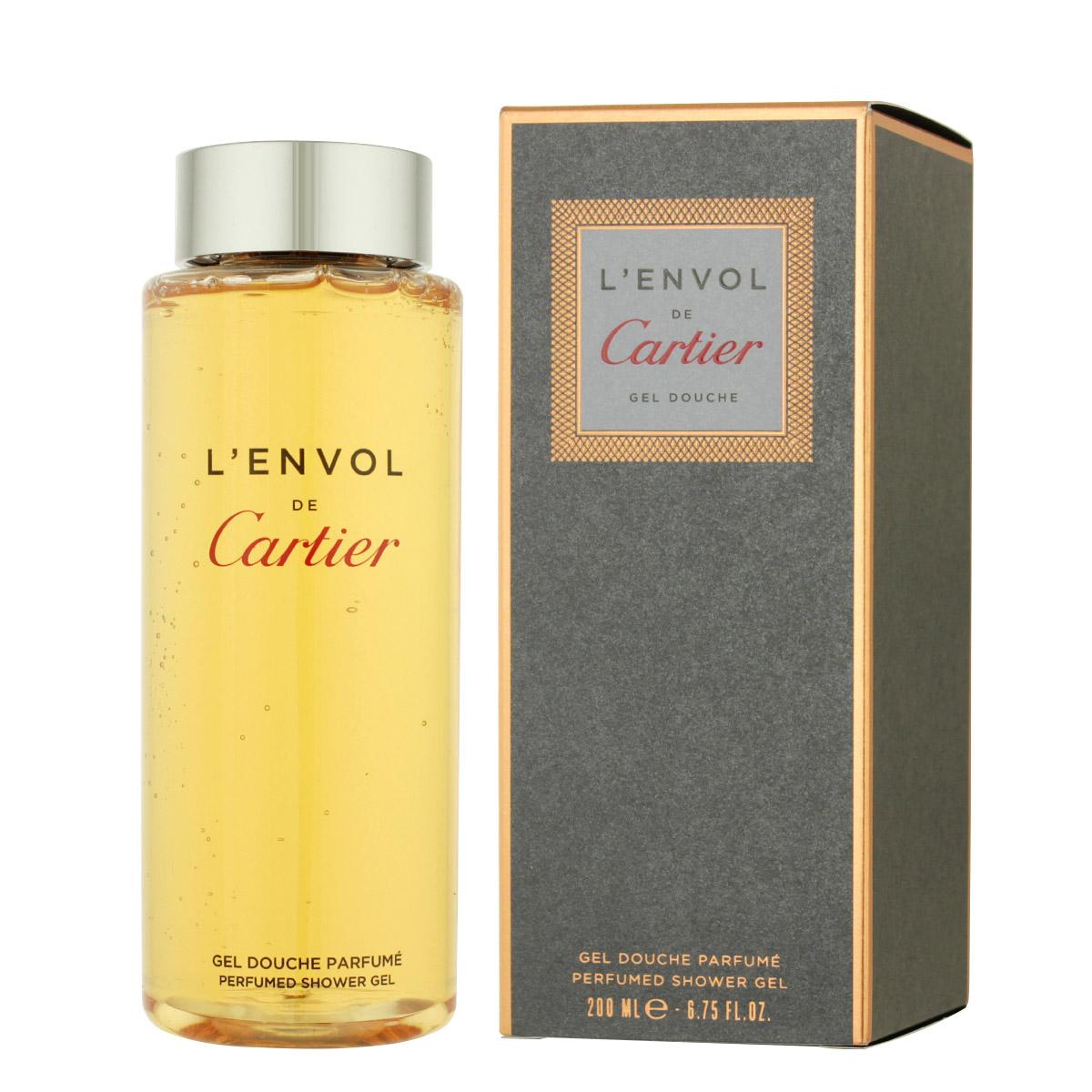 Cartier L'Envol de Cartier Duschgel 200 ml (man) 87879