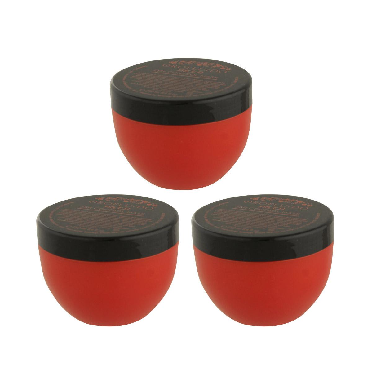 Orofluido(TM) Orofluido Asia Zen Control Hair Mask 3 x 250 ml 89229
