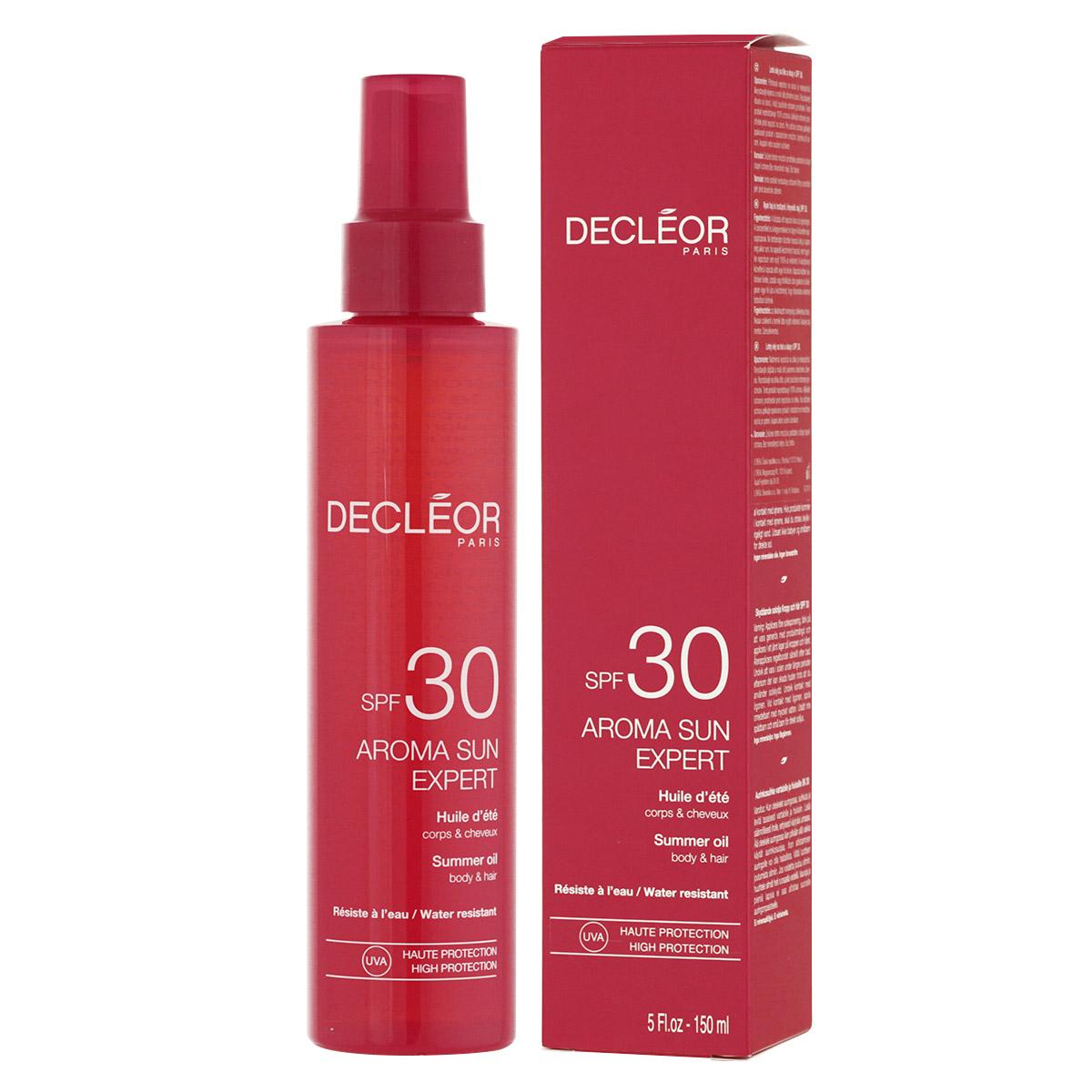 Decléor Aroma Sun Expert Summer Oil Body & Hair SPF 30 150 ml 90900
