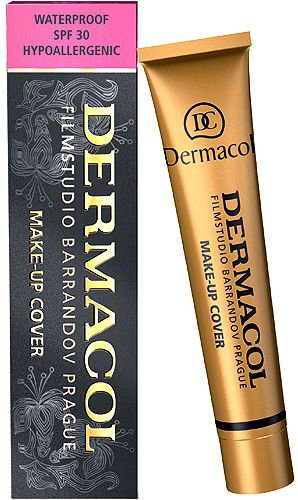 Dermacol Make-Up SPF 30 (209) 30 g 91038