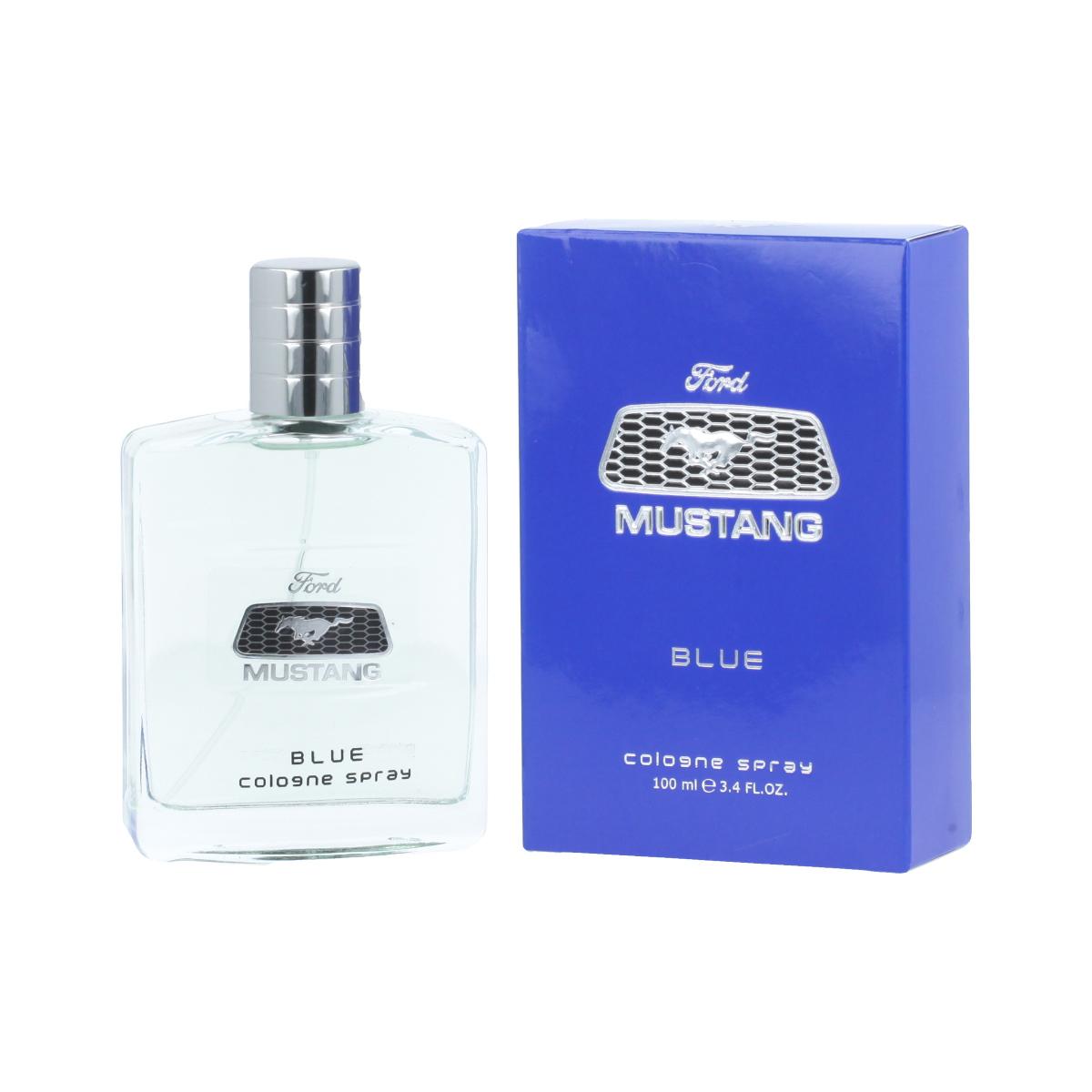 Mustang Mustang Blue Eau de Cologne 100 ml (man) 91361