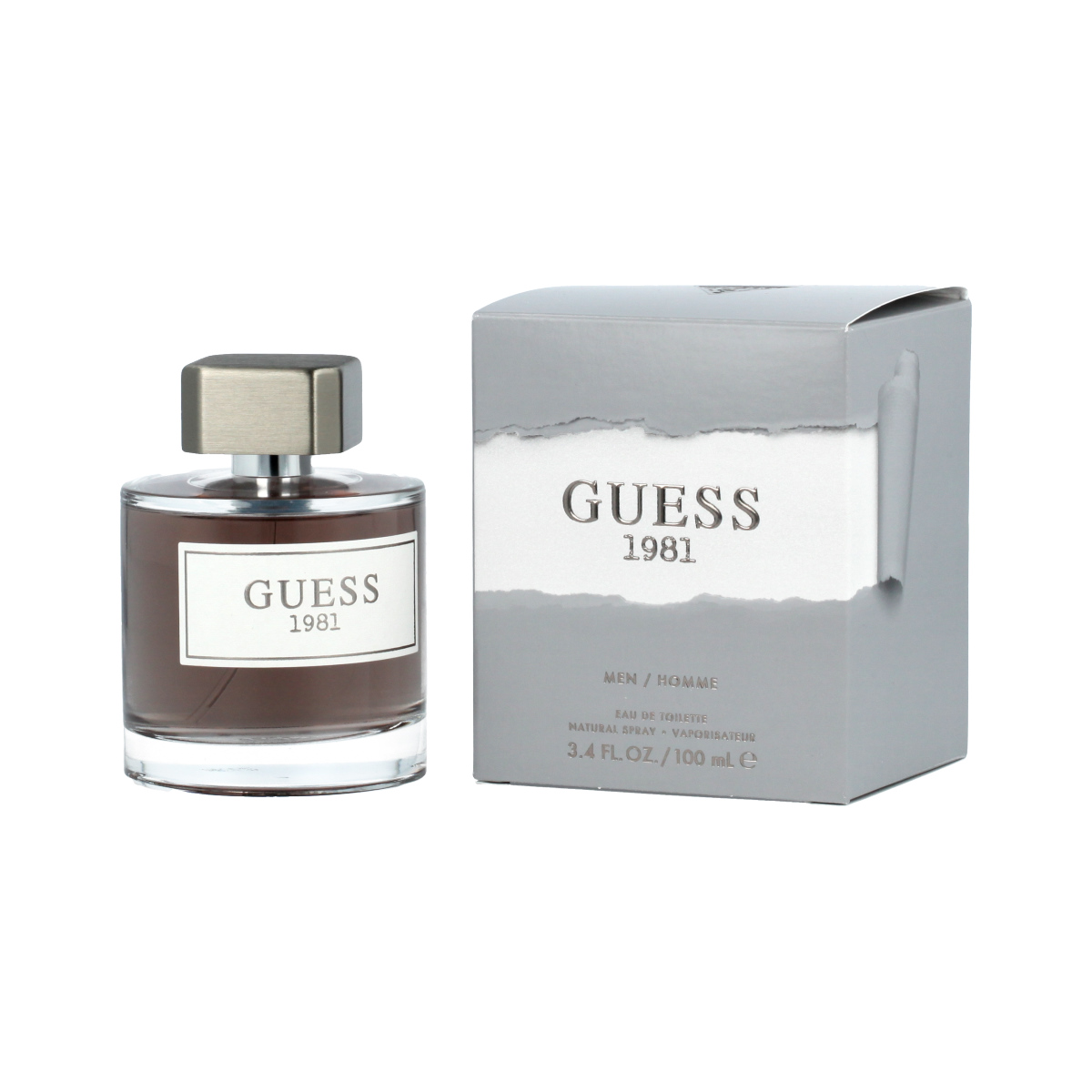 Guess Guess 1981 for Men Eau De Toilette 100 ml (man) 91744