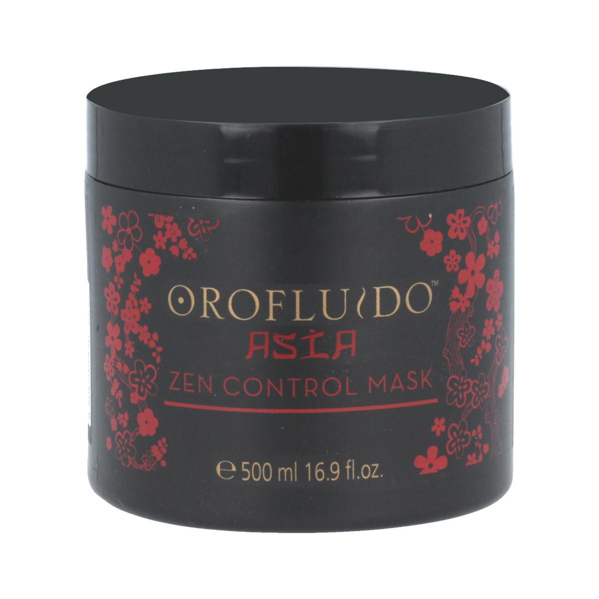Orofluido(TM) Orofluido Asia Zen Control Hair Mask 500 ml 93290