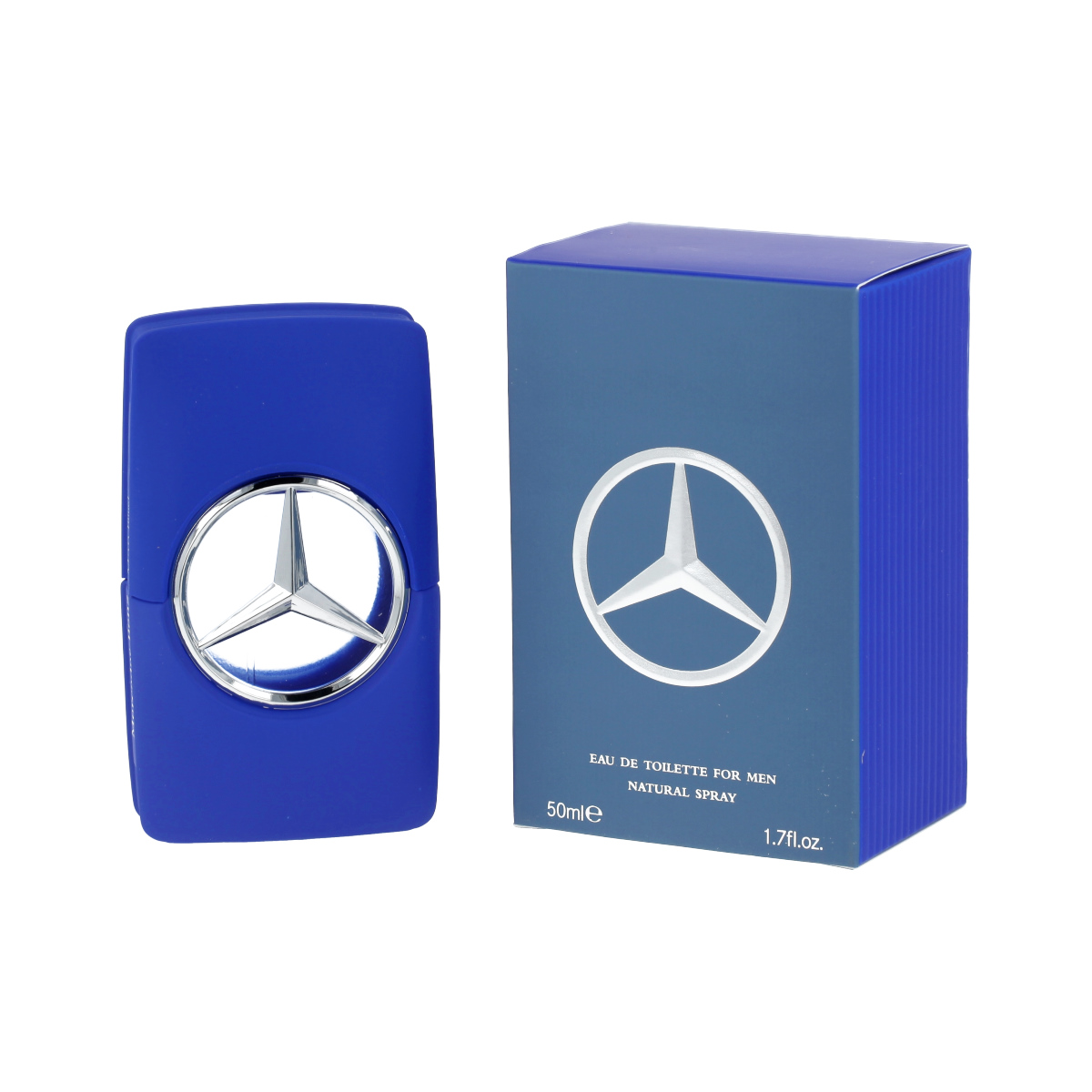 Mercedes-Benz Mercedes-Benz Man Blue Eau De Toilette 50 ml (man) 93838