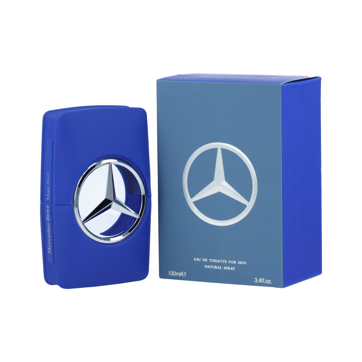 Mercedes-Benz Mercedes-Benz Man Blue Eau De Toilette 100 ml (man) 93841