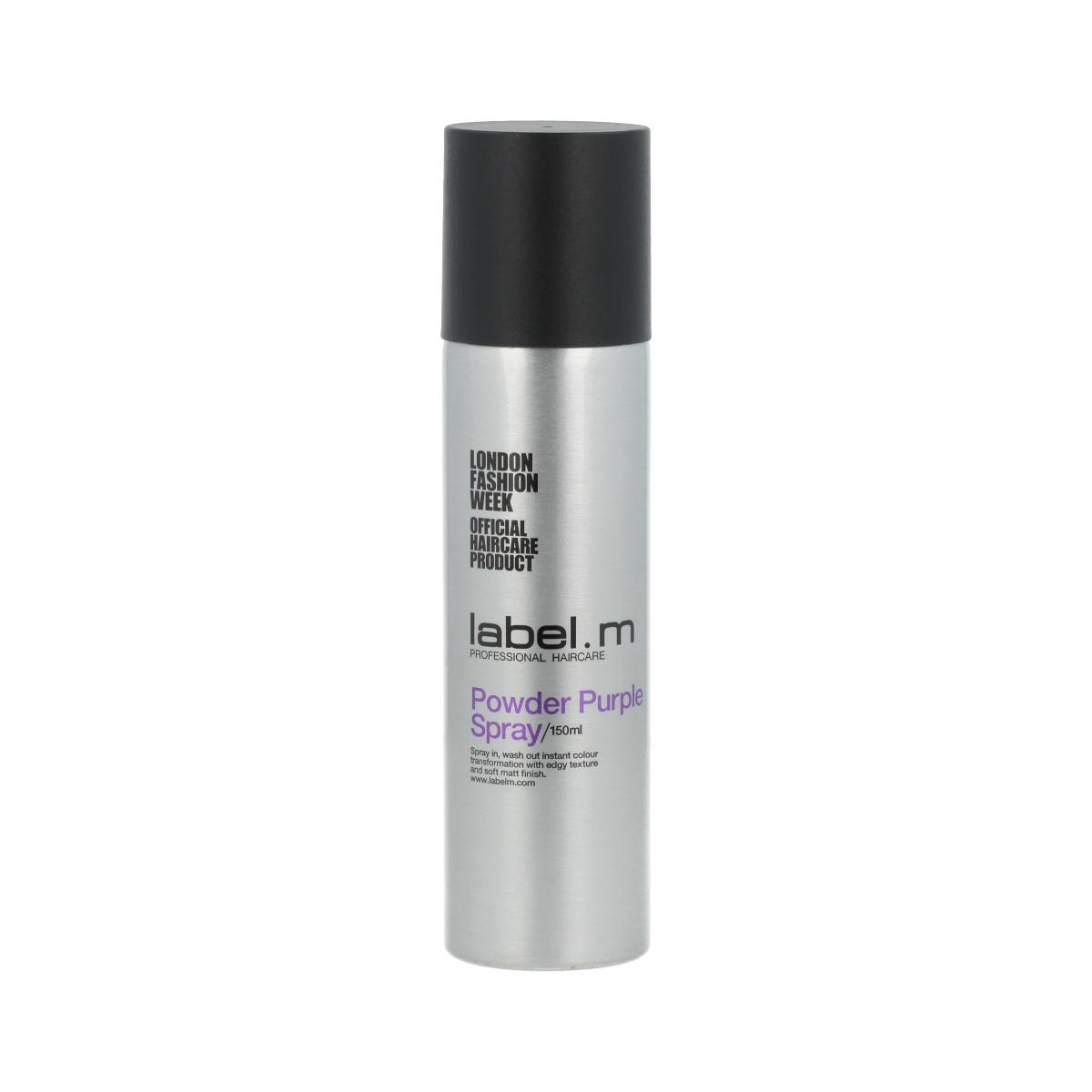 Label.m Powder Spray Purple 150 ml 93984