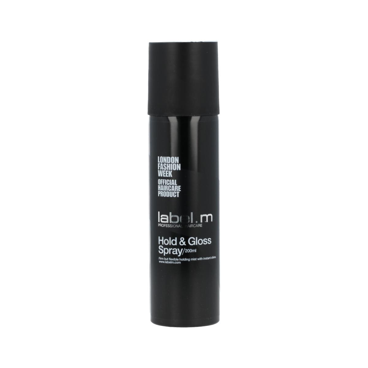 Label.m Hold & Gloss Spray 200 ml
