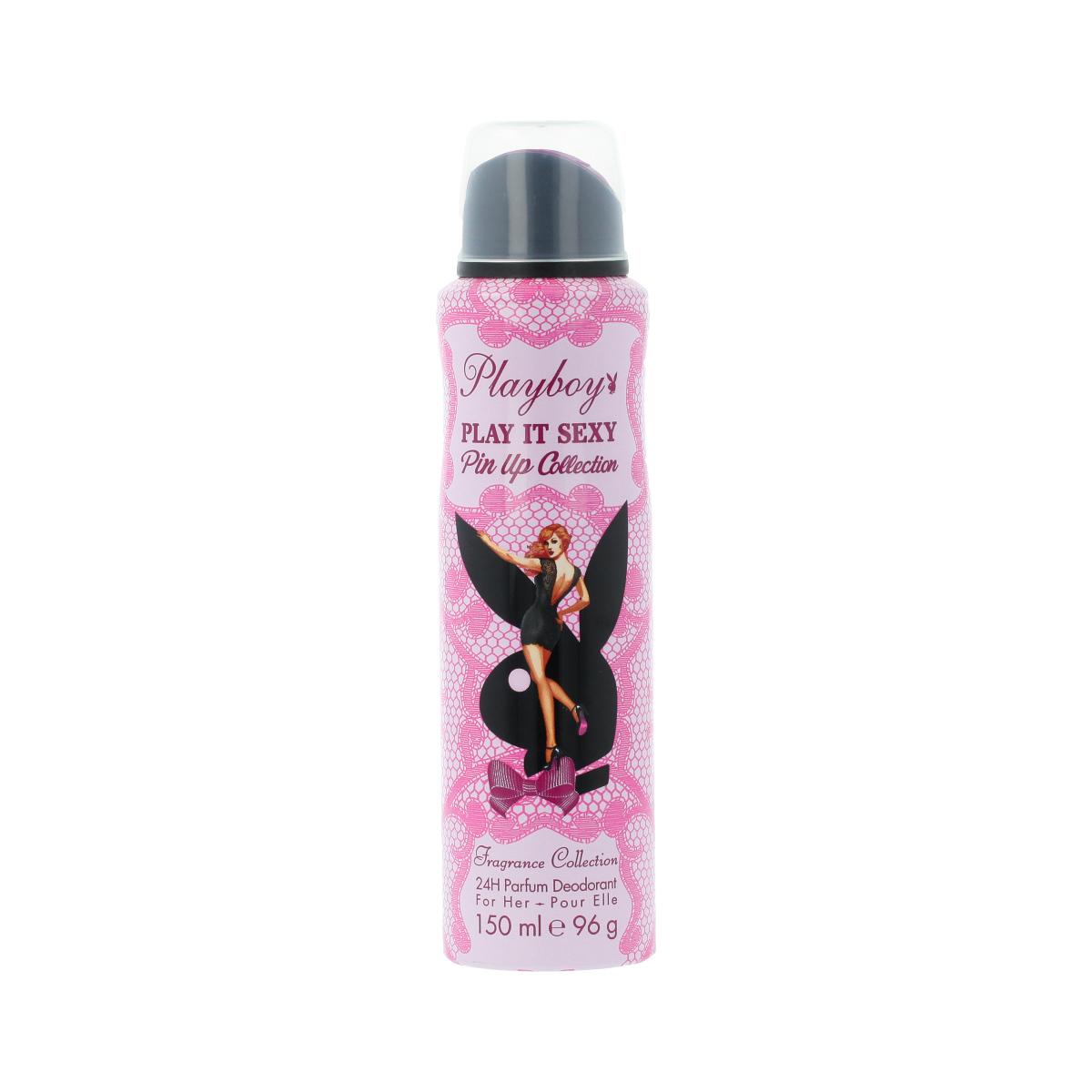 Playboy Play It Sexy Deodorant im Spray 150 ml (woman)