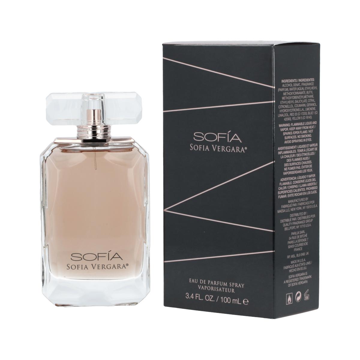 Sofia Vergara Sofia Eau De Parfum 100 ml (woman) 96764