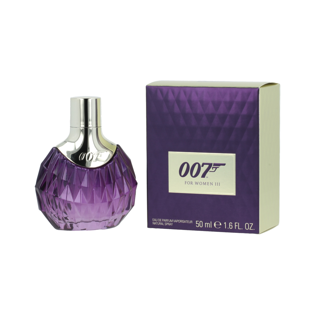 James Bond James Bond 007 for Women III Eau De Parfum 50 ml (woman) 97810