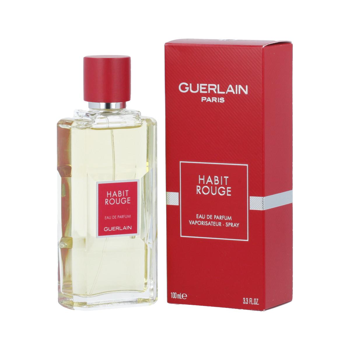 Guerlain Habit Rouge Eau De Parfum 100 ml (man) 98001