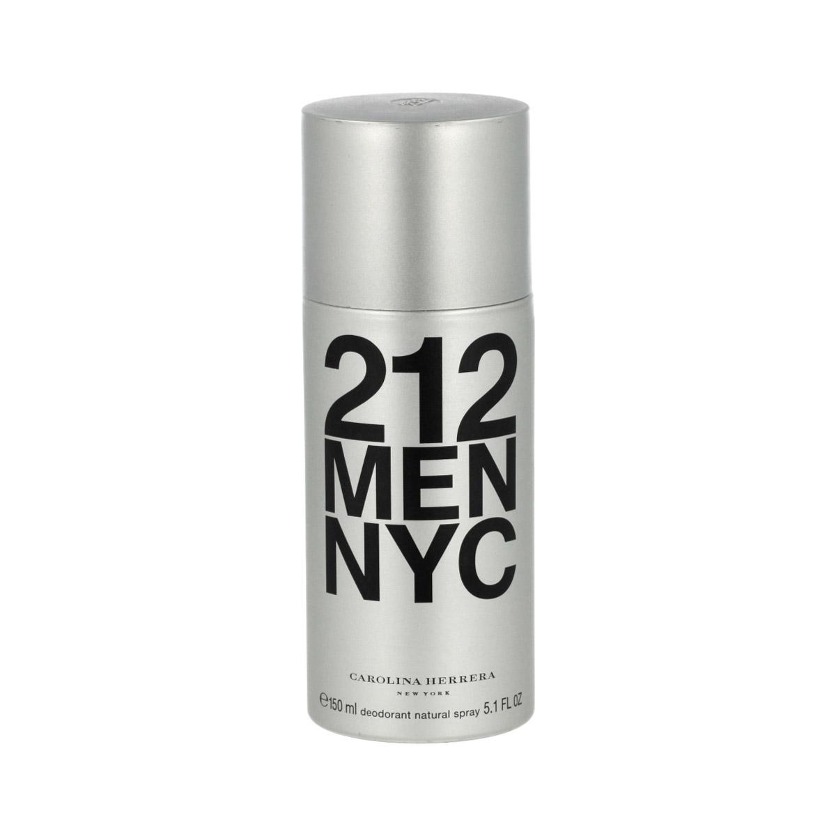 Carolina Herrera 212 Men Deodorant im Spray 150 ml (man) 98215