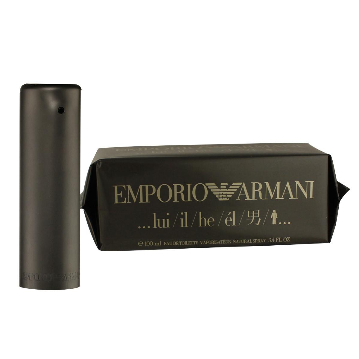 26bf1f17771d6 Armani Giorgio Emporio He Eau De Toilette 100 ml (man) - Emporio He ...