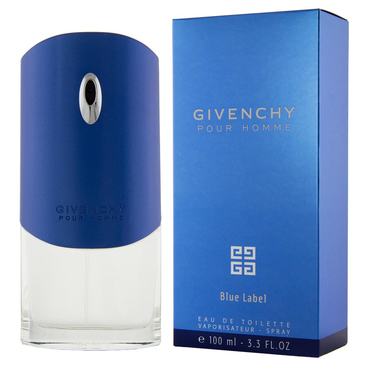 Givenchy Pour Homme Blue Label Eau De Toilette 20 ml man