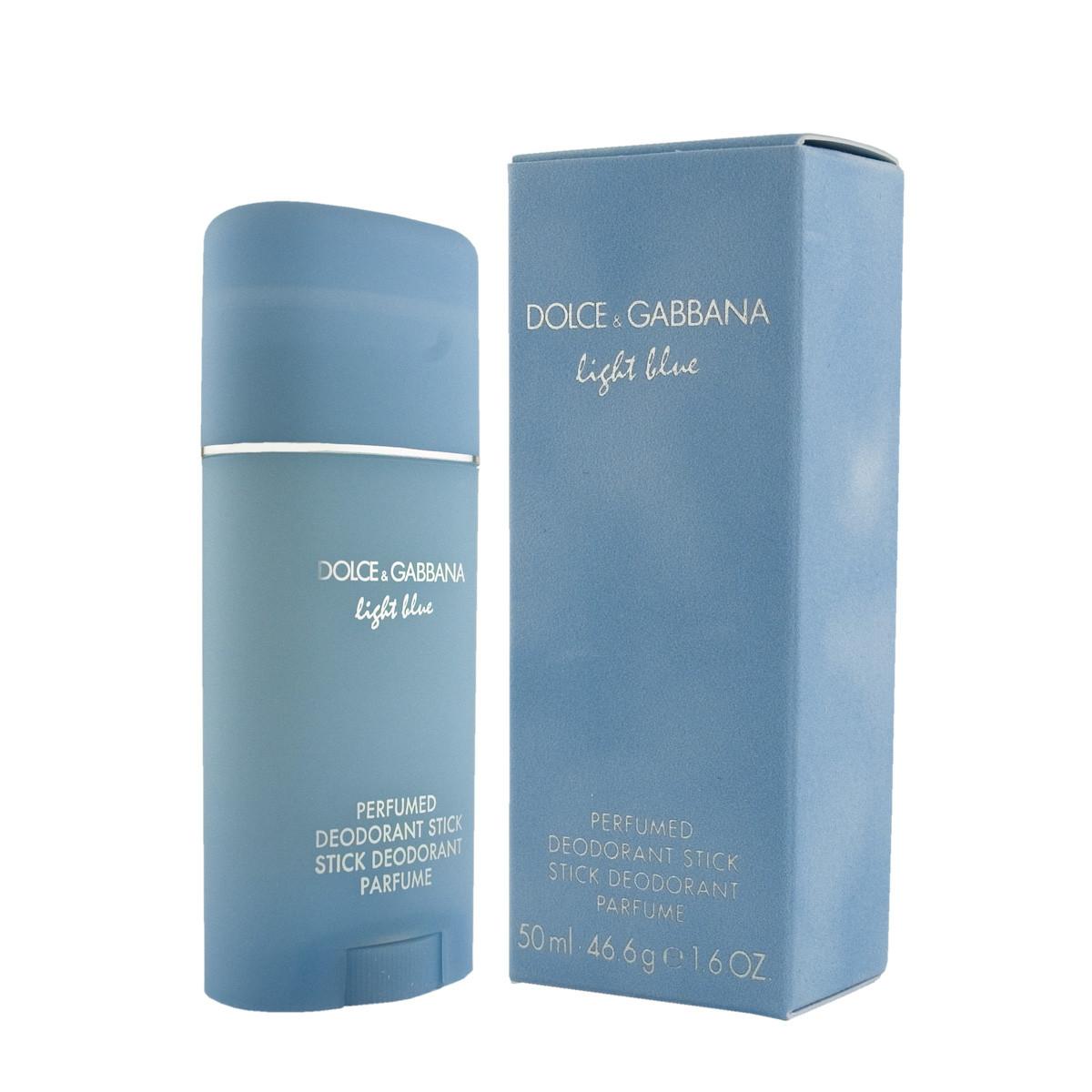 dolce gabbana light blue deostick 50 ml woman light. Black Bedroom Furniture Sets. Home Design Ideas