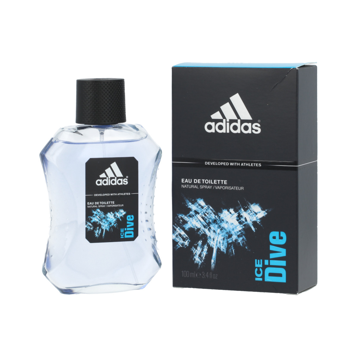Adidas Ice Dive Deodorant Spray (150 ml) ab 2,01