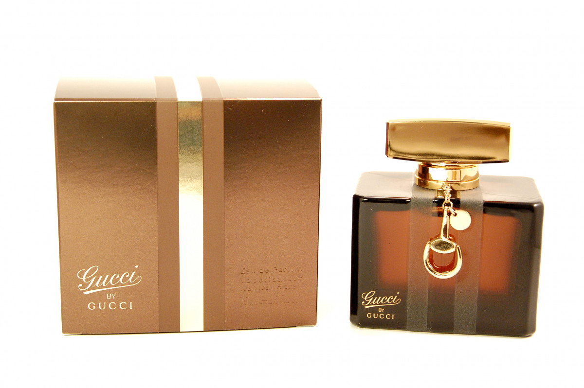 gucci gucci by gucci eau de parfum 75 ml woman gucci. Black Bedroom Furniture Sets. Home Design Ideas