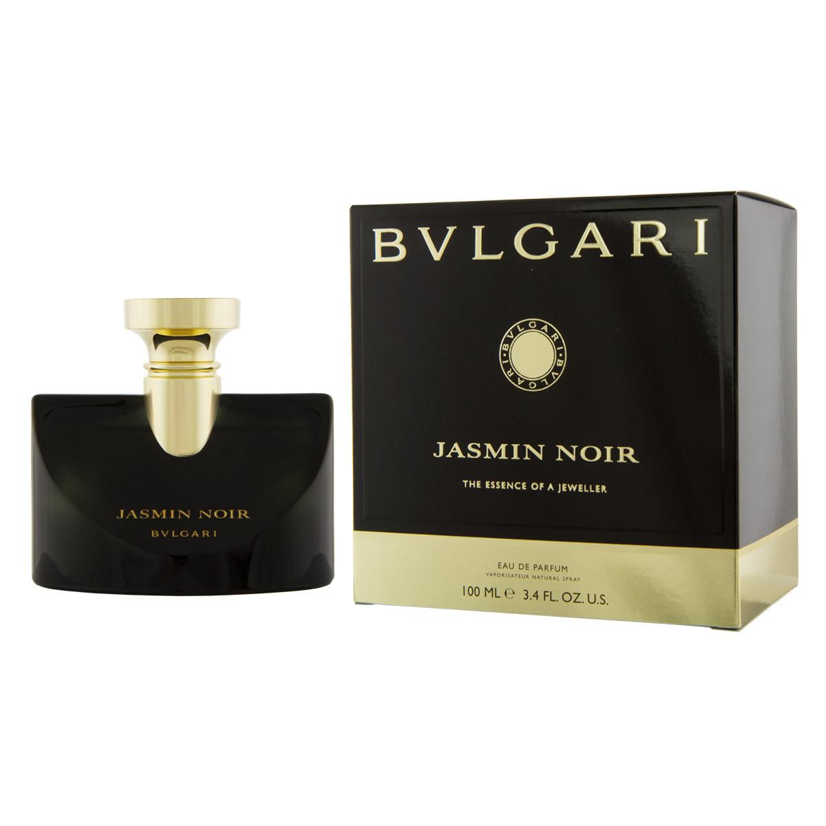 bvlgari jasmin noir eau de parfum 100 ml woman jasmin noir bvlgari marken. Black Bedroom Furniture Sets. Home Design Ideas