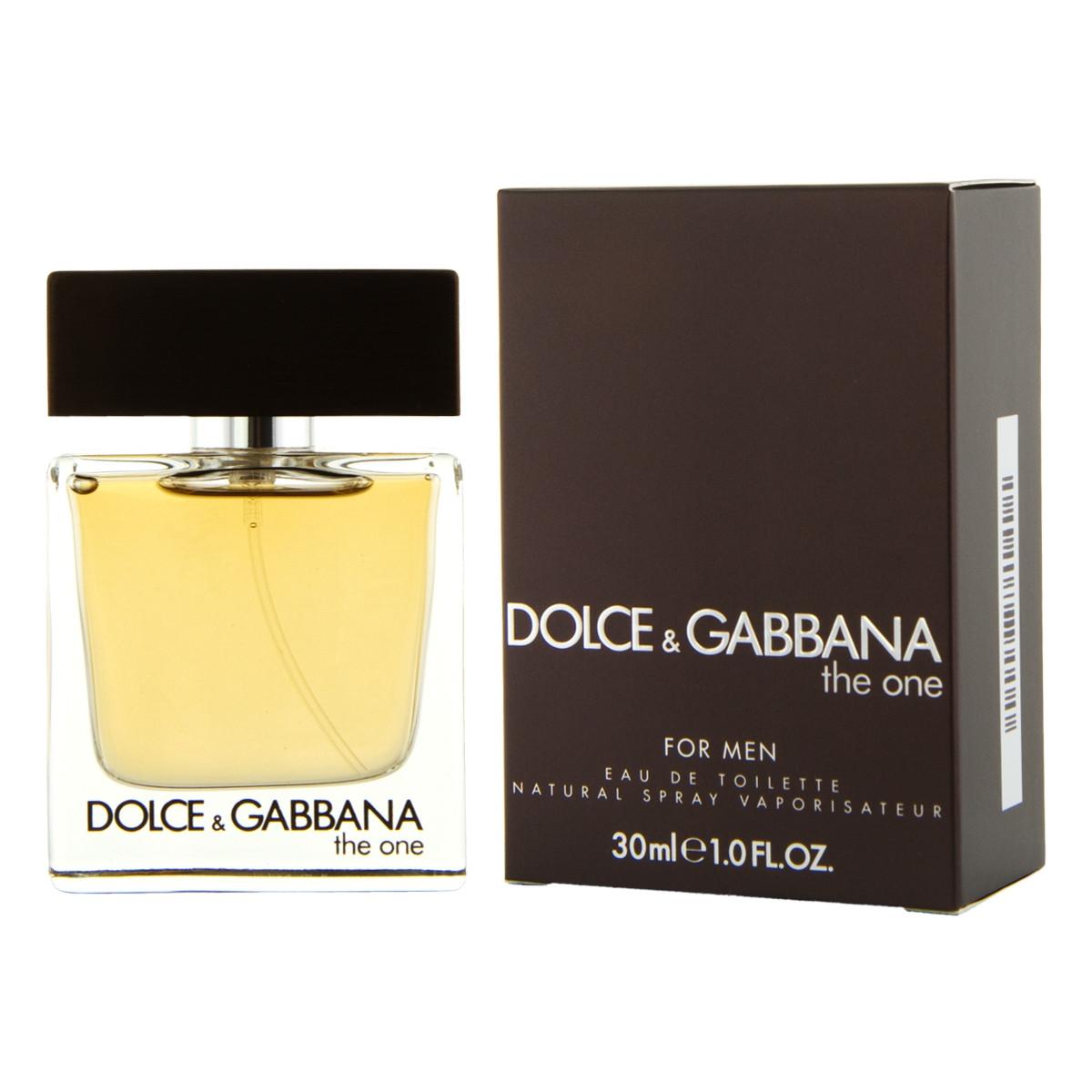 Dolce   Gabbana The One for Men Eau De Toilette 30 ml (man) - The ... 18d40143c3f7