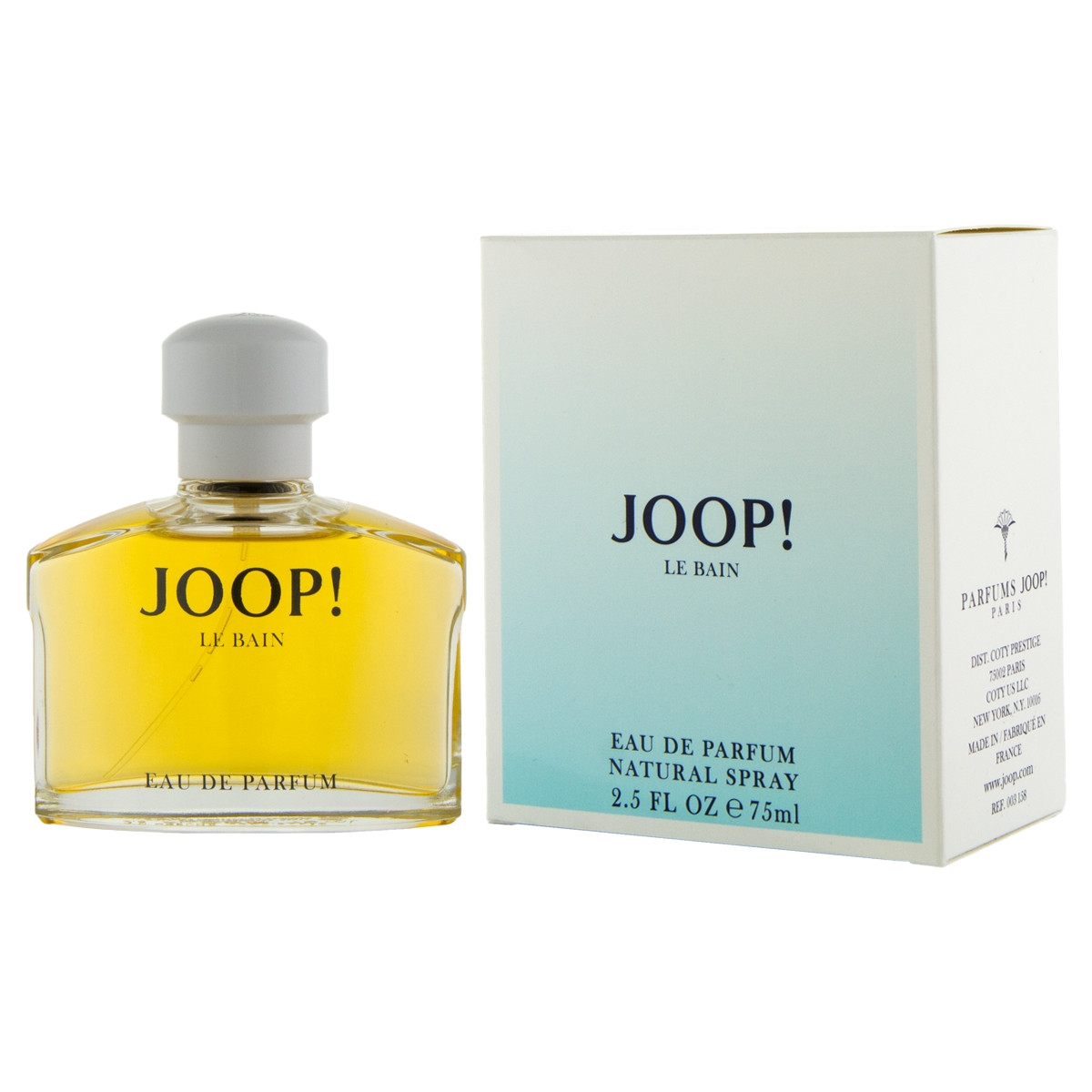 joop le bain eau de parfum 75 ml woman le bain joop. Black Bedroom Furniture Sets. Home Design Ideas