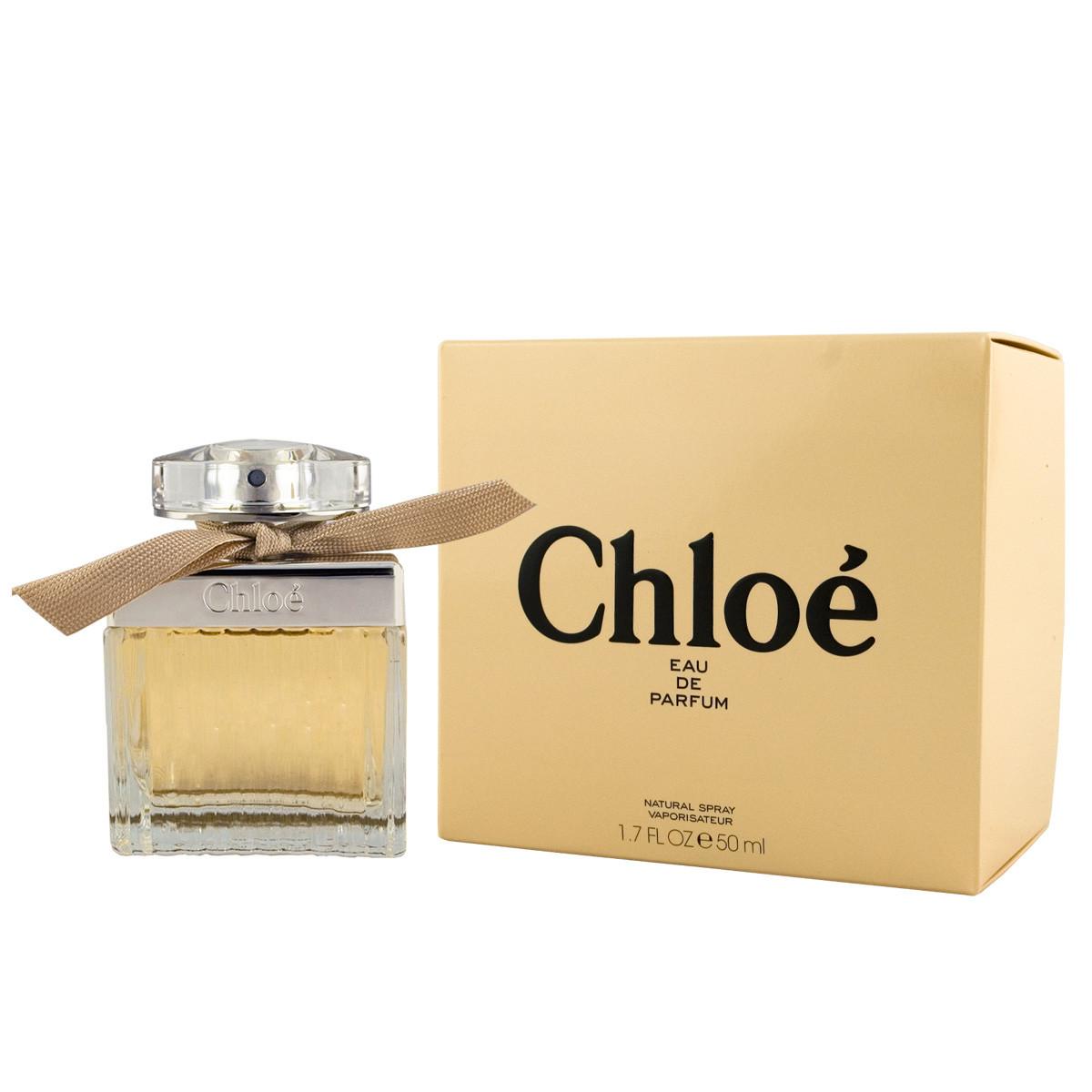 chloe chloe eau de parfum 50 ml woman chlo eau de. Black Bedroom Furniture Sets. Home Design Ideas