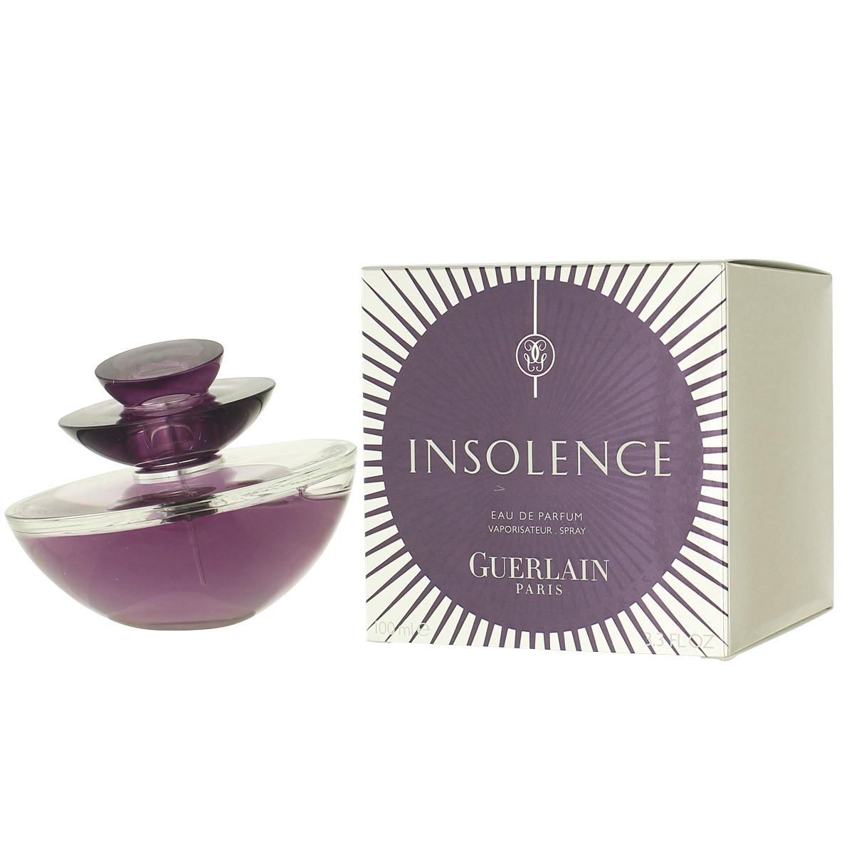 guerlain insolence eau de parfum 100 ml woman insolence eau de parfum guerlain marken. Black Bedroom Furniture Sets. Home Design Ideas