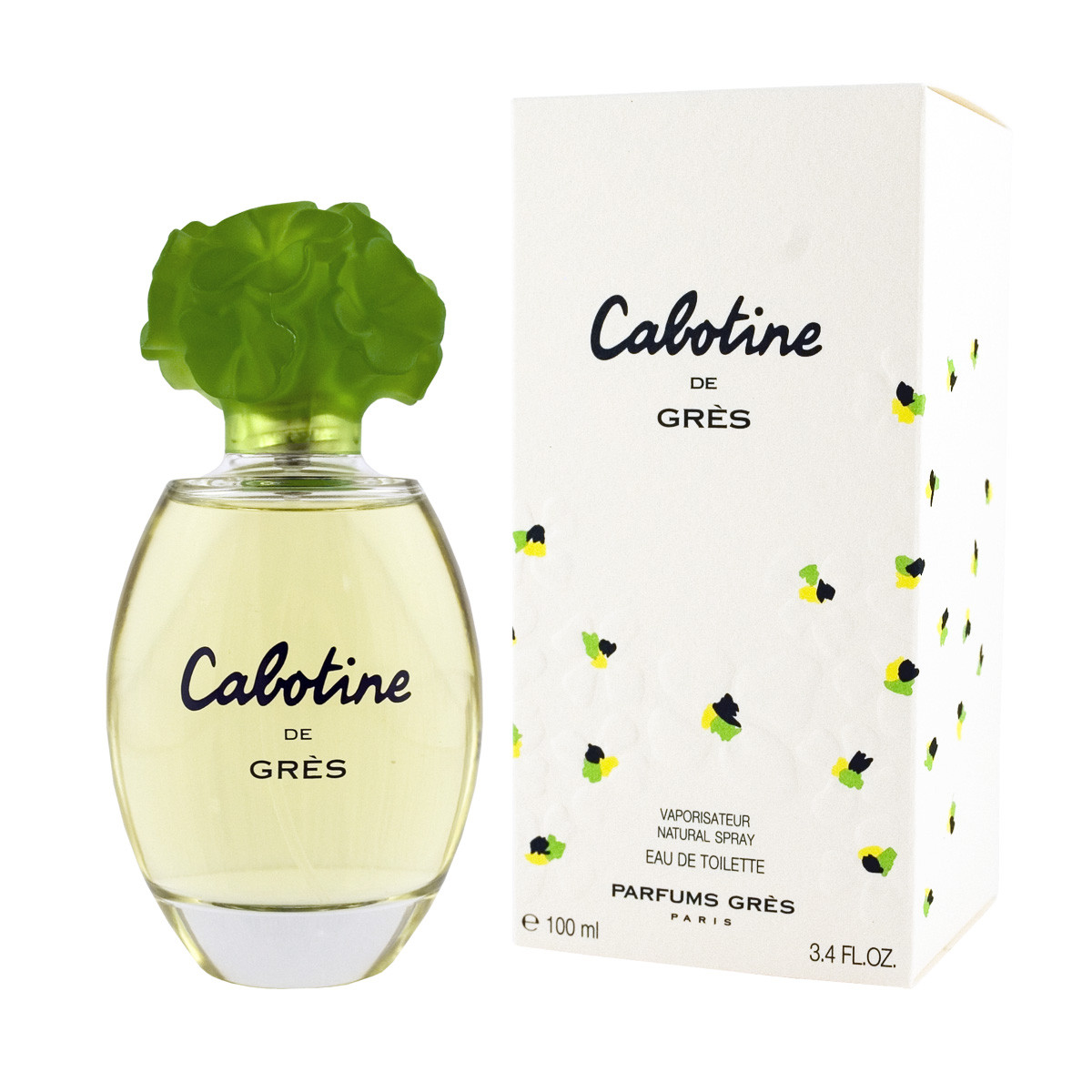 gres cabotine de gres eau de toilette 100 ml woman cabotine de gres gres marken. Black Bedroom Furniture Sets. Home Design Ideas