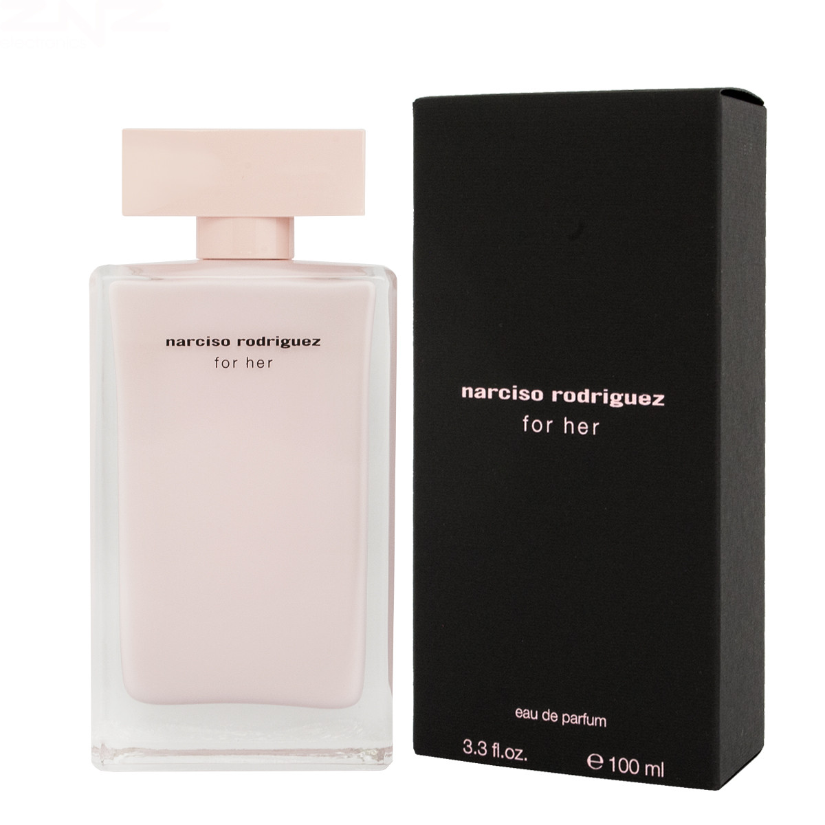 narciso rodriguez for her eau de parfum 100 ml woman for her eau de parfum narciso. Black Bedroom Furniture Sets. Home Design Ideas