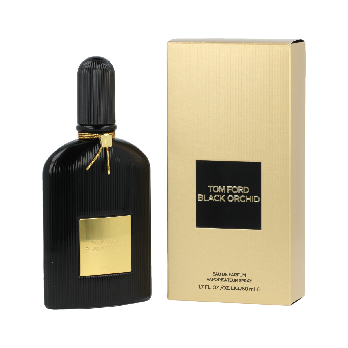 tom ford black orchid eau de parfum 50 ml woman black. Black Bedroom Furniture Sets. Home Design Ideas