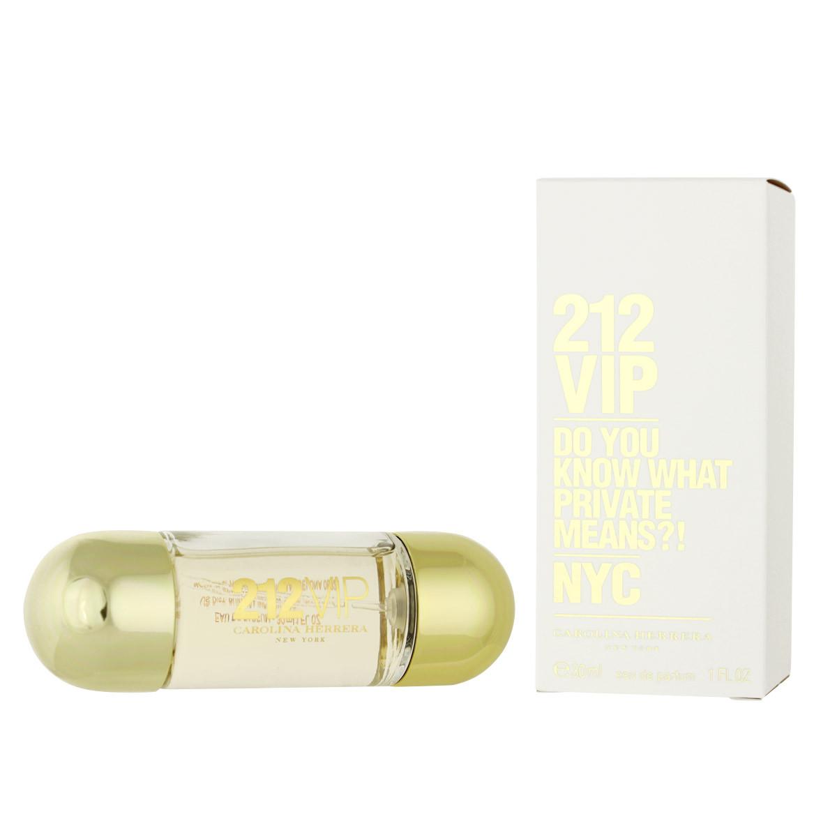 Carolina Herrera 212 Vip Women Eau De Parfum 30 Ml Woman Edp 80ml