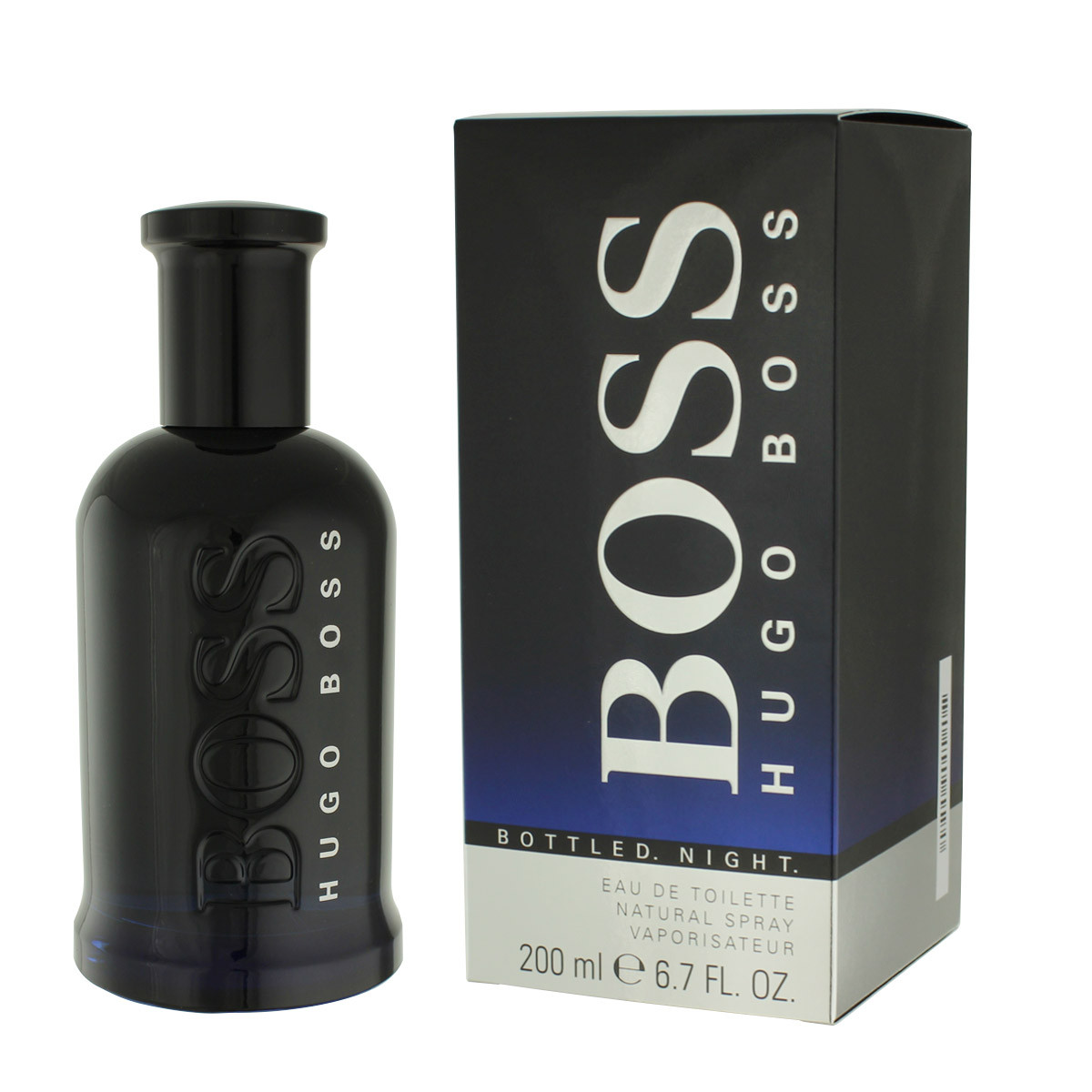 82578c7b9db944 Hugo Boss Bottled Night Eau De Toilette 200 ml (man) - Bottled Night ...