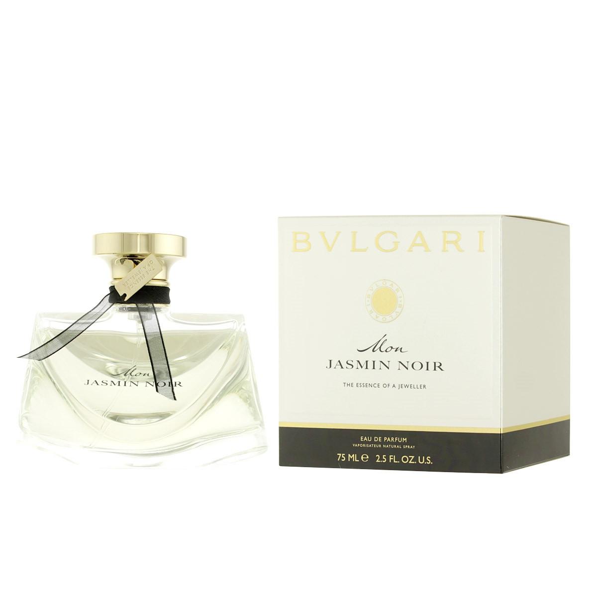 bvlgari mon jasmin noir eau de parfum 75 ml woman mon. Black Bedroom Furniture Sets. Home Design Ideas