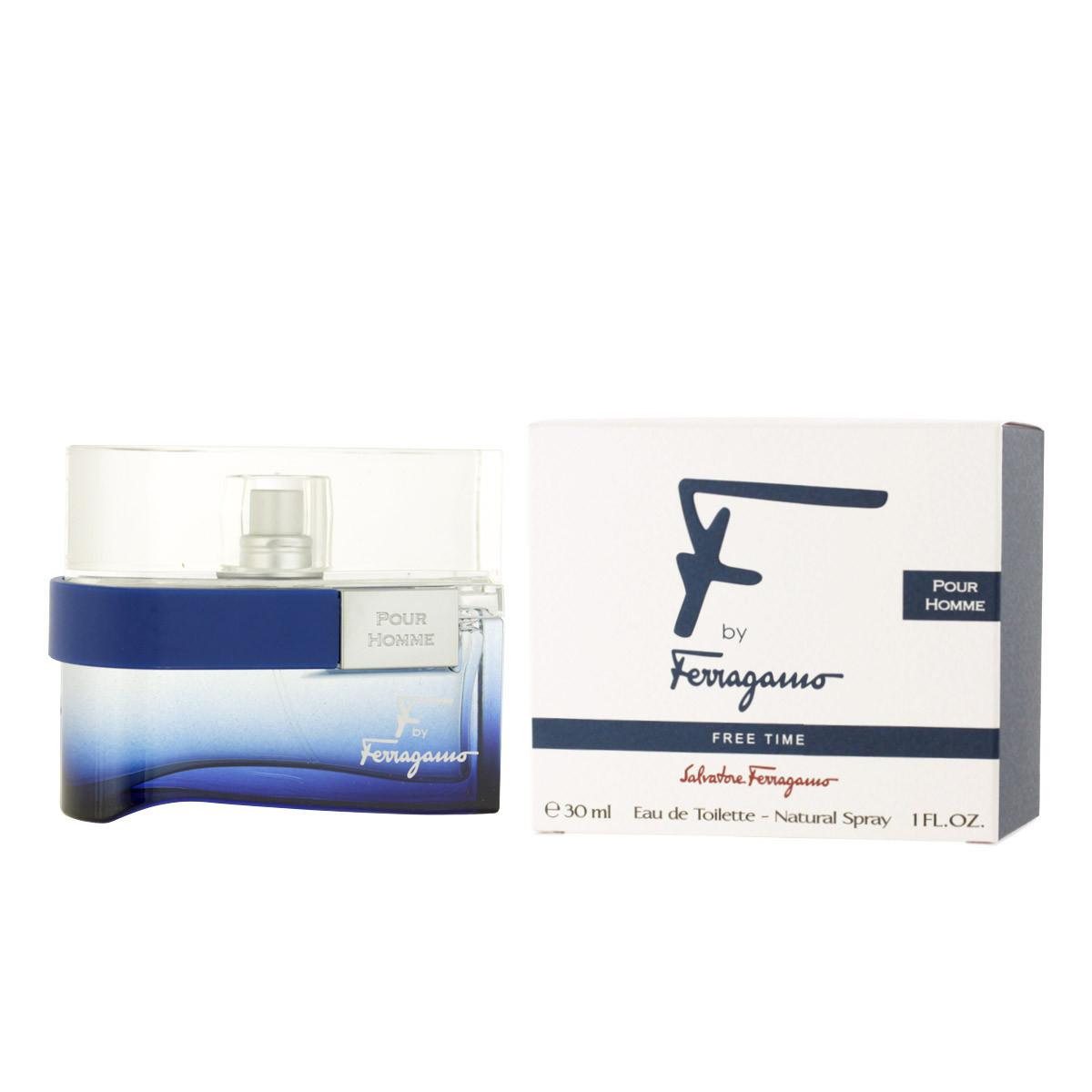 Salvatore Ferragamo F by Ferragamo Free Time Eau De Toilette 30 ml (man) dcc7d42a45