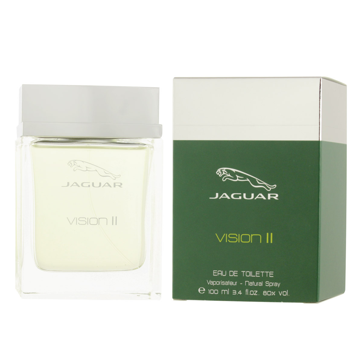 jaguar vision ii eau de toilette 100 ml man vision ii. Black Bedroom Furniture Sets. Home Design Ideas