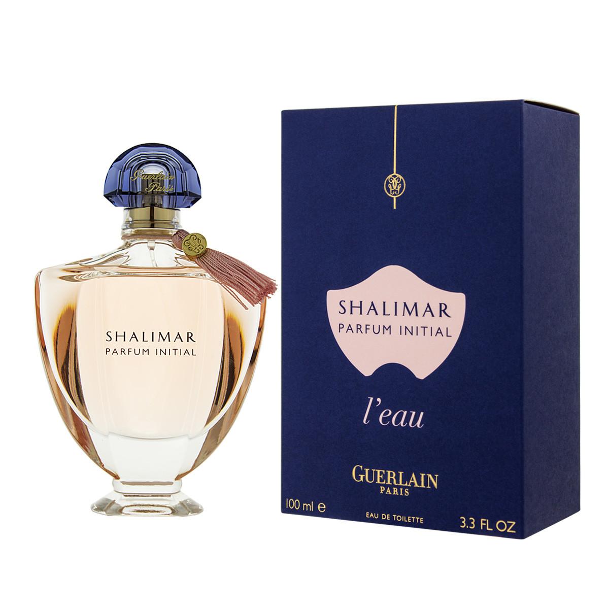 Guerlain Shalimar Parfum Initial Leau Eau De Toilette 100 Ml Woman 90ml