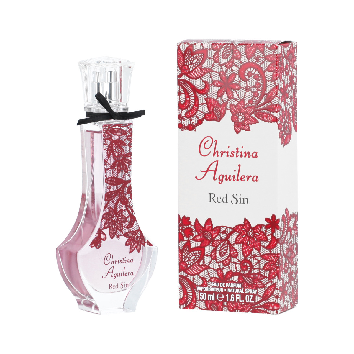 Christina Aguilera Red Sin Eau De Parfum 50 ml (woman)