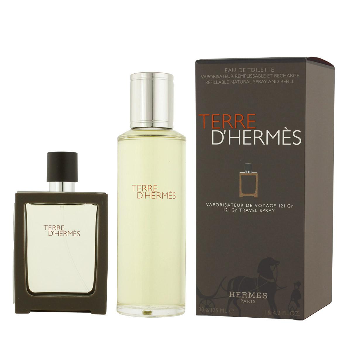 Hermès Terre Dhermès Edt 30 Ml Edt Mini Nachfüllung 125 Ml Man