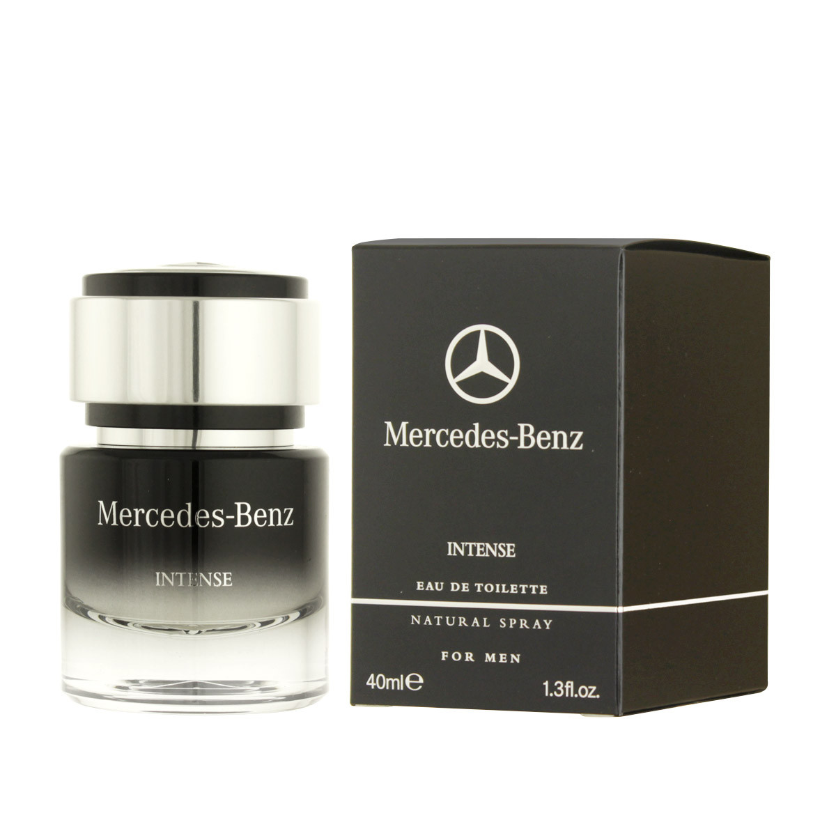 mercedes benz intense eau de toilette 40 ml man. Black Bedroom Furniture Sets. Home Design Ideas
