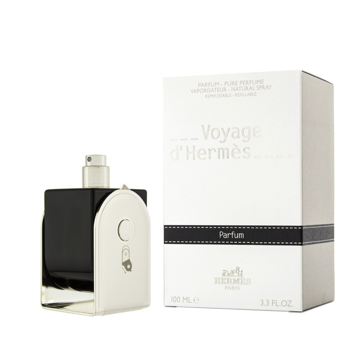 herm s voyage d 39 herm s parfum refillable 100 ml unisex. Black Bedroom Furniture Sets. Home Design Ideas