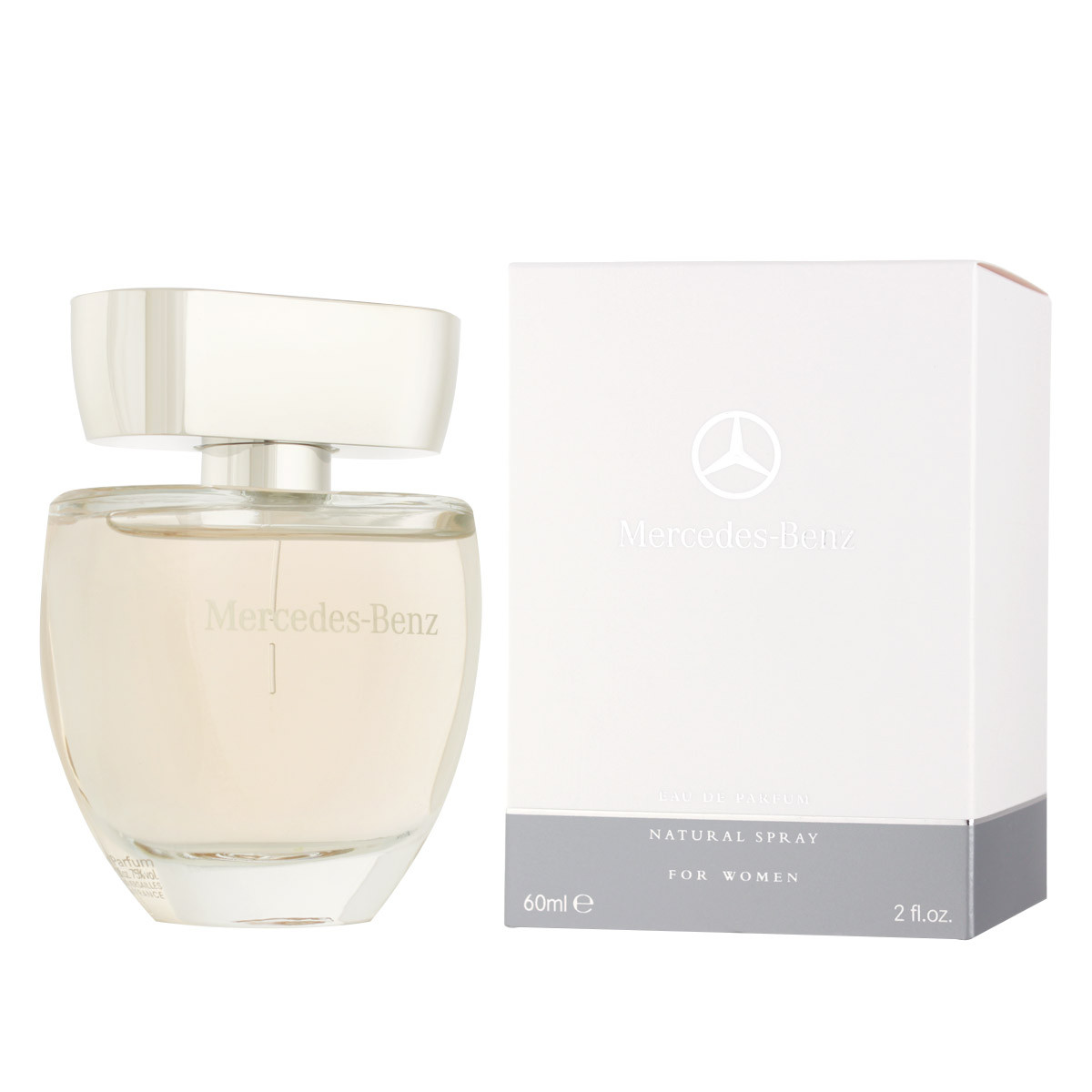 Mercedes Benz For Woman Eau De Parfum 60 Ml In 60ml