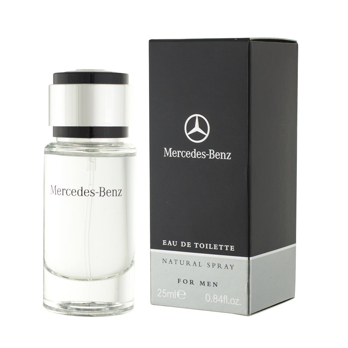 mercedes benz mercedes benz eau de toilette 25 ml man. Black Bedroom Furniture Sets. Home Design Ideas